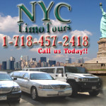 NYC Limo Sightseeing and Limo Tour