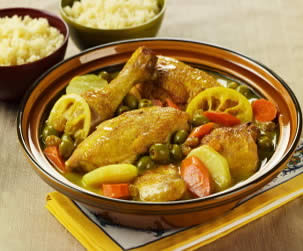 chicken-with-golden-raisins-green-olives-and-lemon
