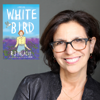Thalia Kids' Book Club: R.J. Palacio, White bird